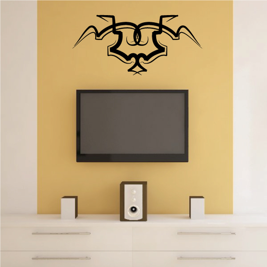 Tribal Pinstripe Wall Decal - Vinyl Decal - Car Decal - 304