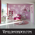 Outlined Circles Wall Decals Kit