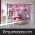 Circles Dots Wall Decals Kit