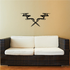 Tribal Pinstripe Wall Decal - Vinyl Decal - Car Decal - 327