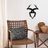 Tribal Pinstripe Wall Decal - Vinyl Decal - Car Decal - 328