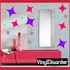 Starburst Wall Decals Kit