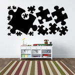 Puzzle Wall Decals Kit