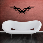 Tribal Pinstripe Wall Decal - Vinyl Decal - Car Decal - 339