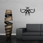 Tribal Pinstripe Wall Decal - Vinyl Decal - Car Decal - 340