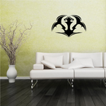 Tribal Pinstripe Wall Decal - Vinyl Decal - Car Decal - 345