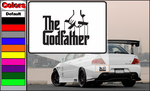 The Godfather Decal