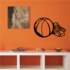 Basketball Wall Decal - Vinyl Decal - Car Decal - CDS021