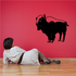 Dominant Bison Buffalo Decal