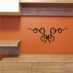 Tribal Pinstripe Wall Decal - Vinyl Decal - Car Decal - 368