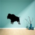 Jumping Bison Buffalo Decal