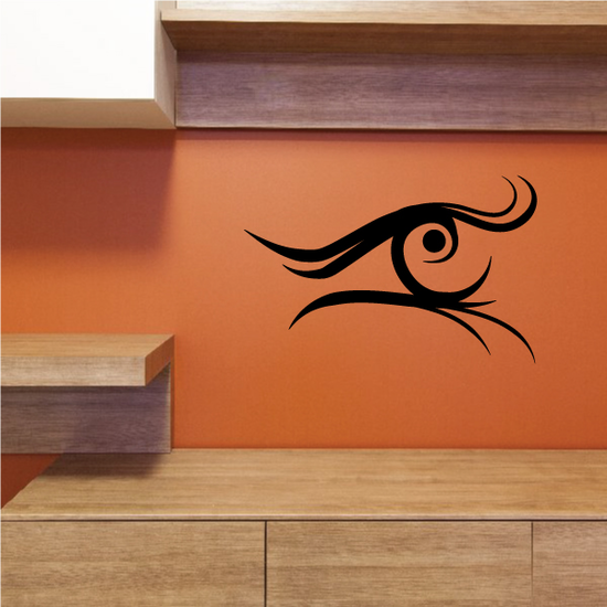 Tribal Pinstripe Wall Decal - Vinyl Decal - Car Decal - 375