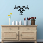 Tribal Pinstripe Wall Decal - Vinyl Decal - Car Decal - 379