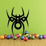 Cross Style Spider Decal