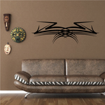 Tribal Pinstripe Wall Decal - Vinyl Decal - Car Decal - 388