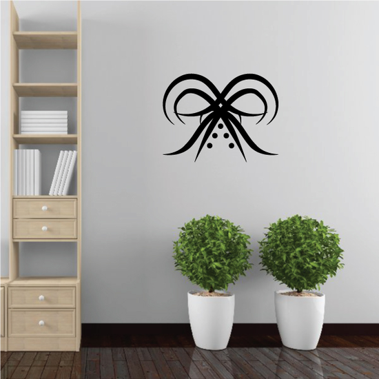 Tribal Pinstripe Wall Decal - Vinyl Decal - Car Decal - 392