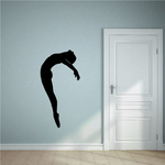 Dance Wall Decal - Vinyl Decal - Car Decal - 0021