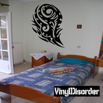 Classic Tribal Wall Decal - Vinyl Decal - Car Decal - DC 054