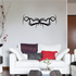Tribal Pinstripe Wall Decal - Vinyl Decal - Car Decal - 415