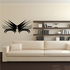 Tribal Pinstripe Wall Decal - Vinyl Decal - Car Decal - 421