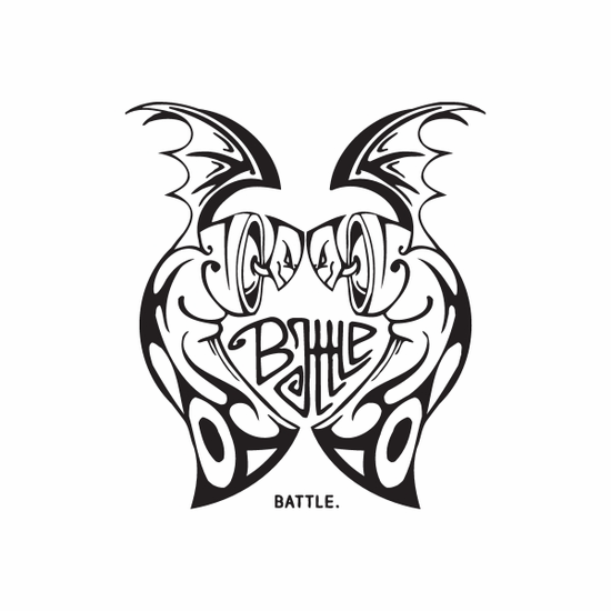 Spray Paint cans Battle Decal