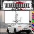 Dance Wall Decal - Vinyl Decal - Car Decal - SM010