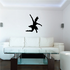 Dance Wall Decal - Vinyl Decal - Car Decal - 0002