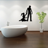 Dance Wall Decal - Vinyl Decal - Car Decal - 0084