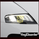 Headlight Decal Decals