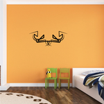 Tribal Pinstripe Wall Decal - Vinyl Decal - Car Decal - 493