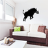 Leaping Boar Decal