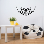 Tribal Pinstripe Wall Decal - Vinyl Decal - Car Decal - 513