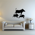 Boar Family Decal