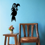 Squawking Parrot Decal