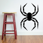 Ball Jointed Spider Decal