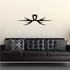 Tribal Pinstripe Wall Decal - Vinyl Decal - Car Decal - 564