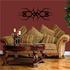 Tribal Pinstripe Wall Decal - Vinyl Decal - Car Decal - 566