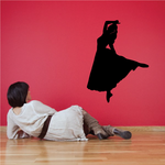 Dance Wall Decal - Vinyl Decal - Car Decal - 0008