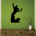 Dance Wall Decal - Vinyl Decal - Car Decal - 0011