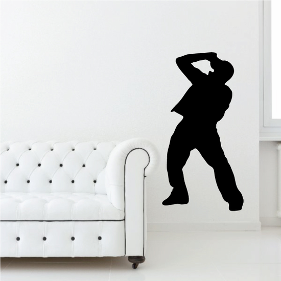 Dance Wall Decal - Vinyl Decal - Car Decal - 0015