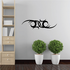 Tribal Pinstripe Wall Decal - Vinyl Decal - Car Decal - 578
