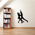 Dance Wall Decal - Vinyl Decal - Car Decal - 0042