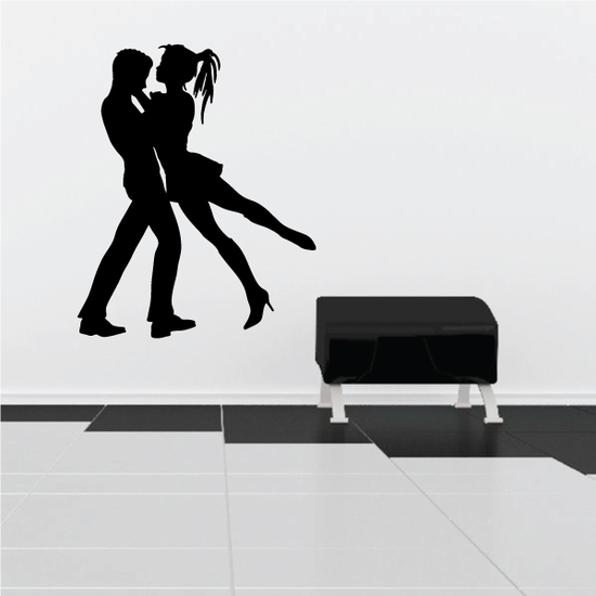 Dance Wall Decal - Vinyl Decal - Car Decal - 0043