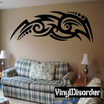 Classic Tribal Wall Decal - Vinyl Decal - Car Decal - DC 034