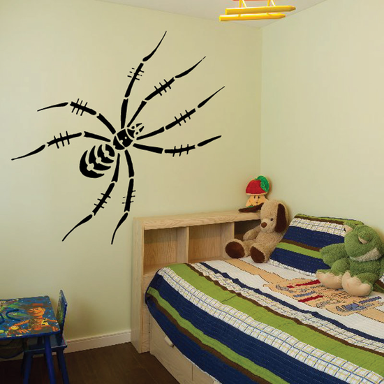 Thorny Jointed Spider Decal