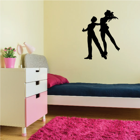 Dance Wall Decal - Vinyl Decal - Car Decal - 0062