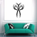 Tribal Pinstripe Wall Decal - Vinyl Decal - Car Decal - 616