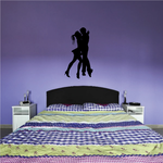 Dance Wall Decal - Vinyl Decal - Car Decal - 0074