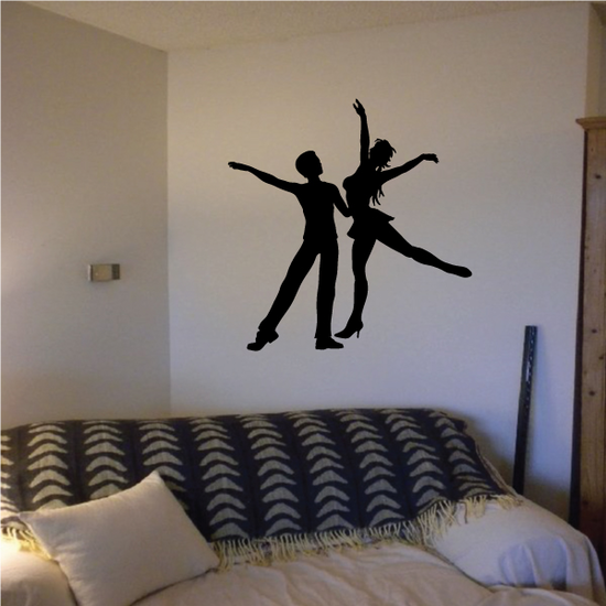 Dance Wall Decal - Vinyl Decal - Car Decal - 0080
