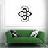 Tribal Pinstripe Wall Decal - Vinyl Decal - Car Decal - 634